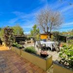 Saint Jean T4 au calme jardin intime